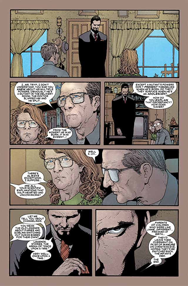 click for super-sized previews of X-Factor (2005-2013) #11