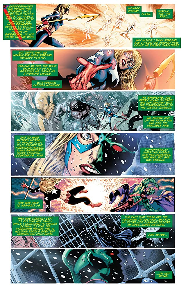 Justice League of America (2013-2015) #11