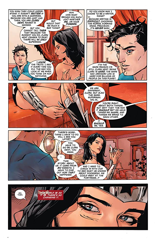 Superman/Wonder Woman (2013-) #4