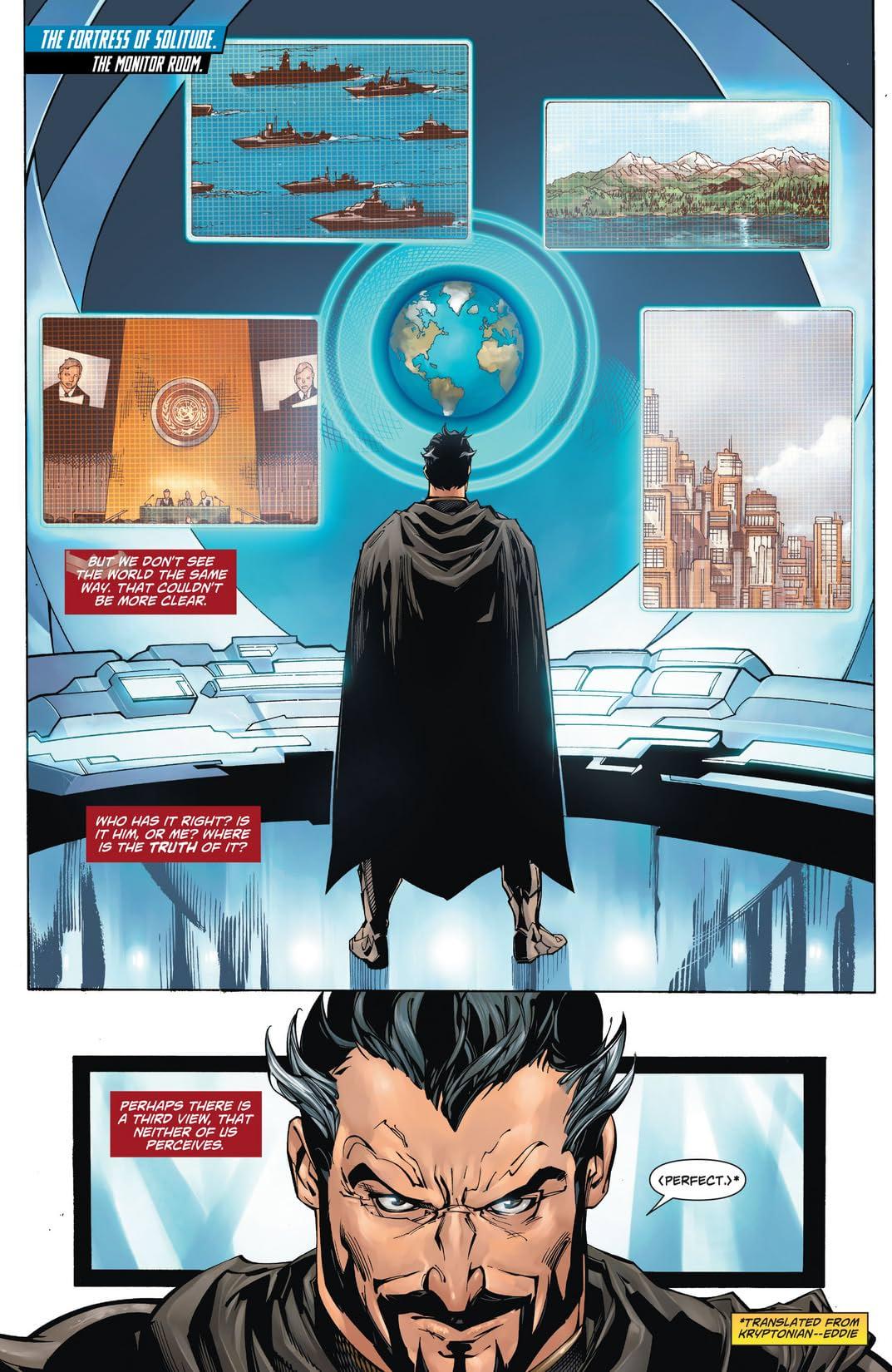 Superman/Wonder Woman (2013-2016) #4
