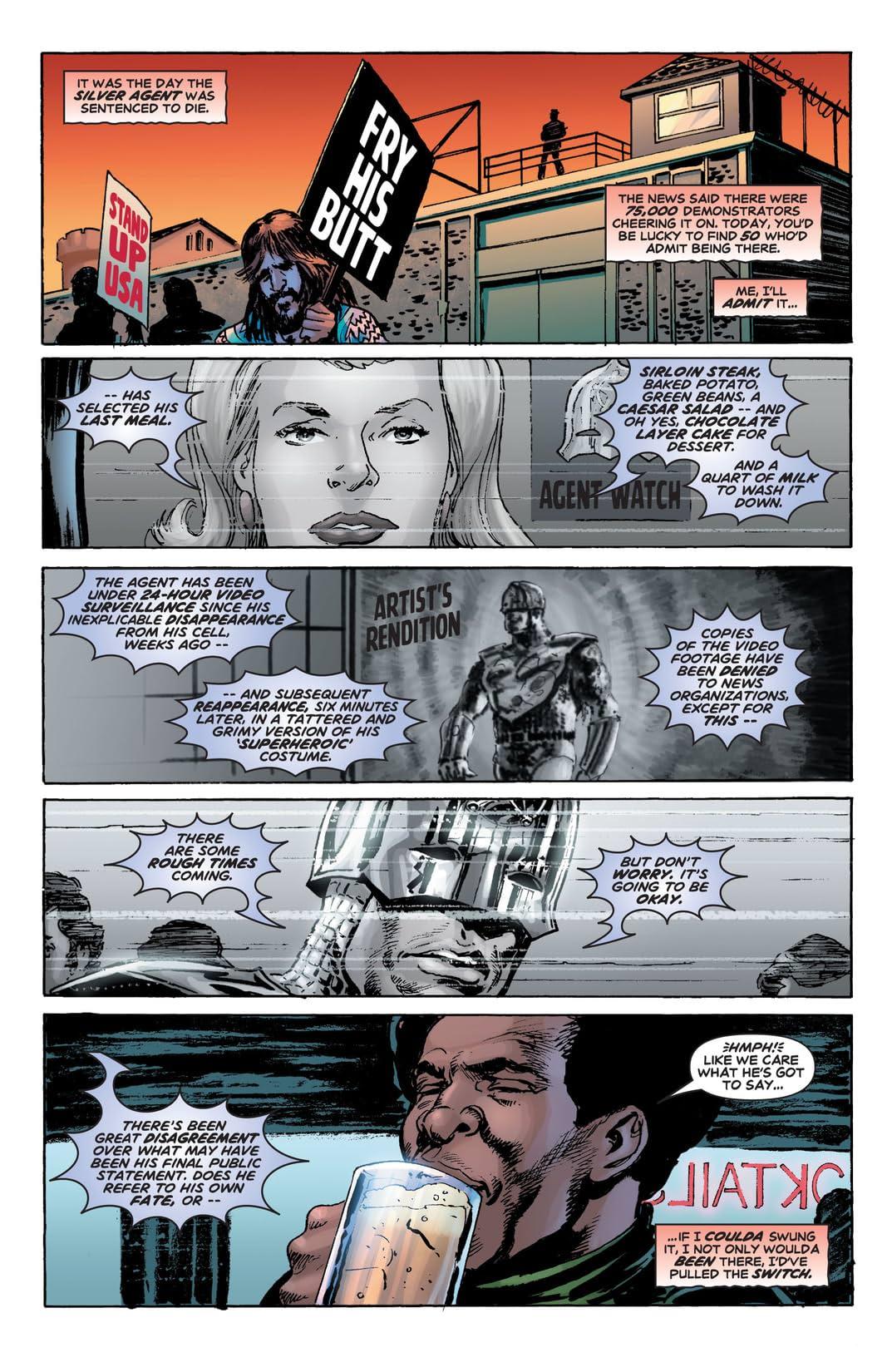 Astro City: The Dark Age Book One (2005) #4 (of 4)