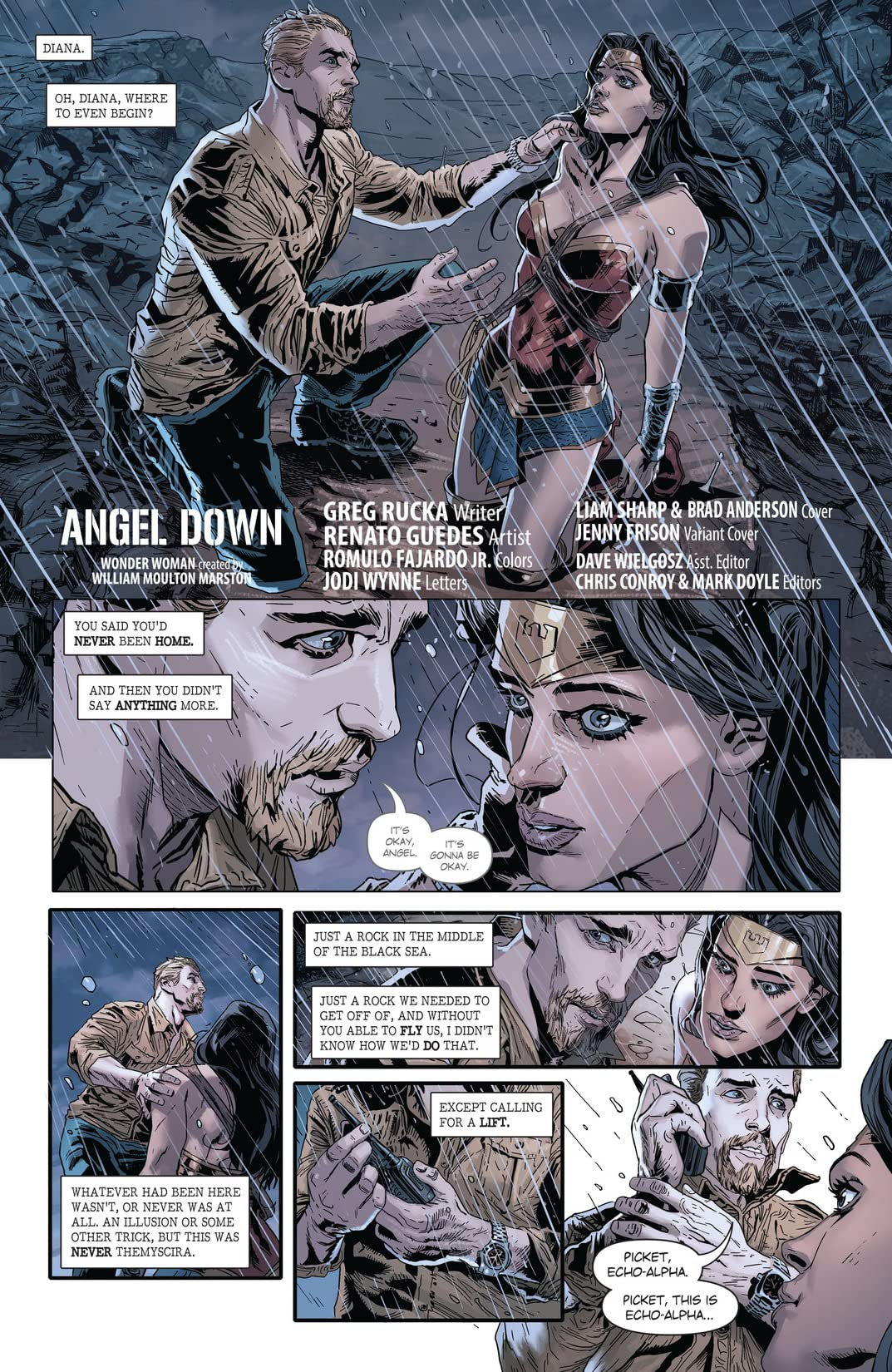 Wonder Woman (2016-) No.13