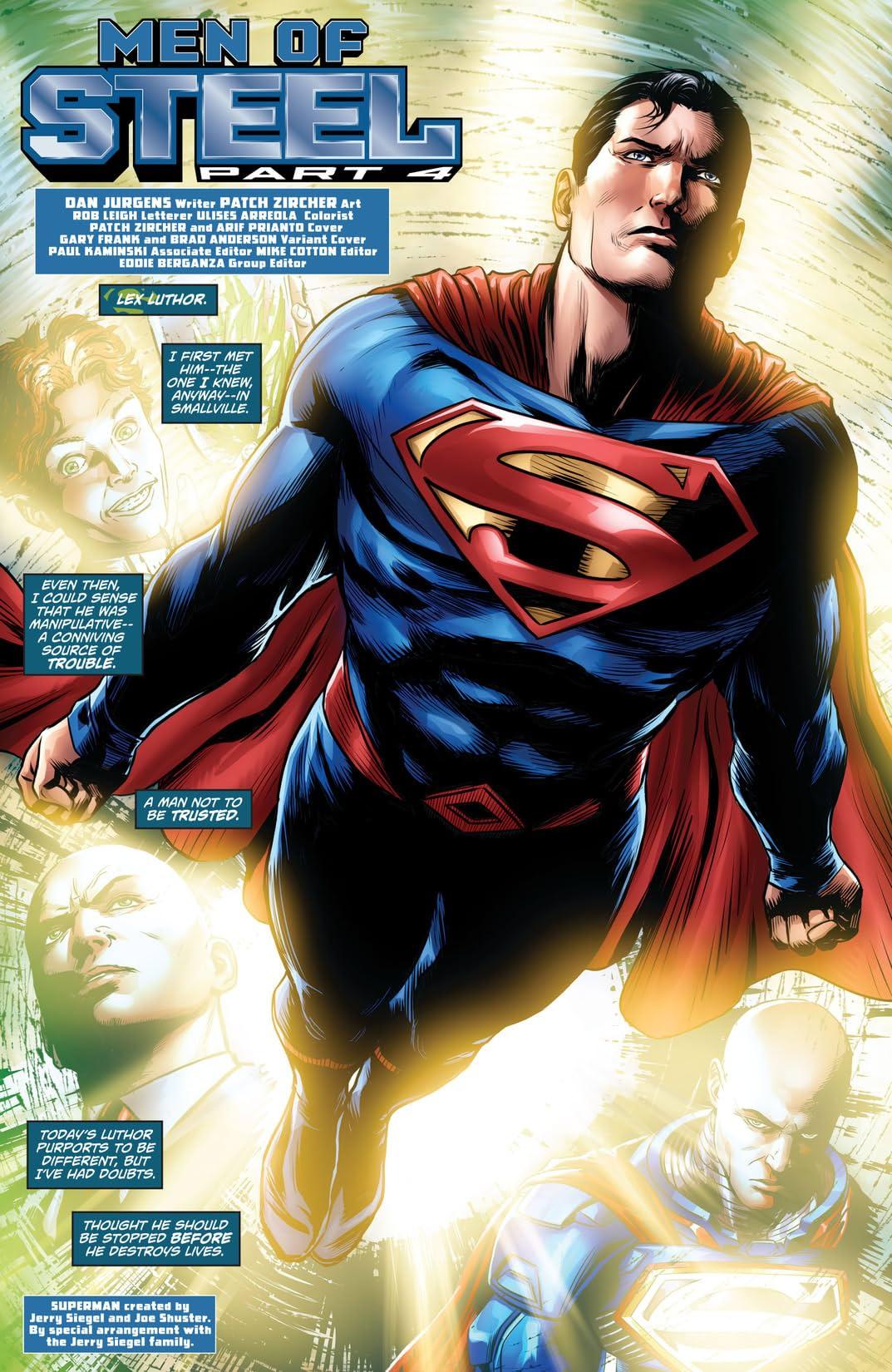 Action Comics (2016-) #970