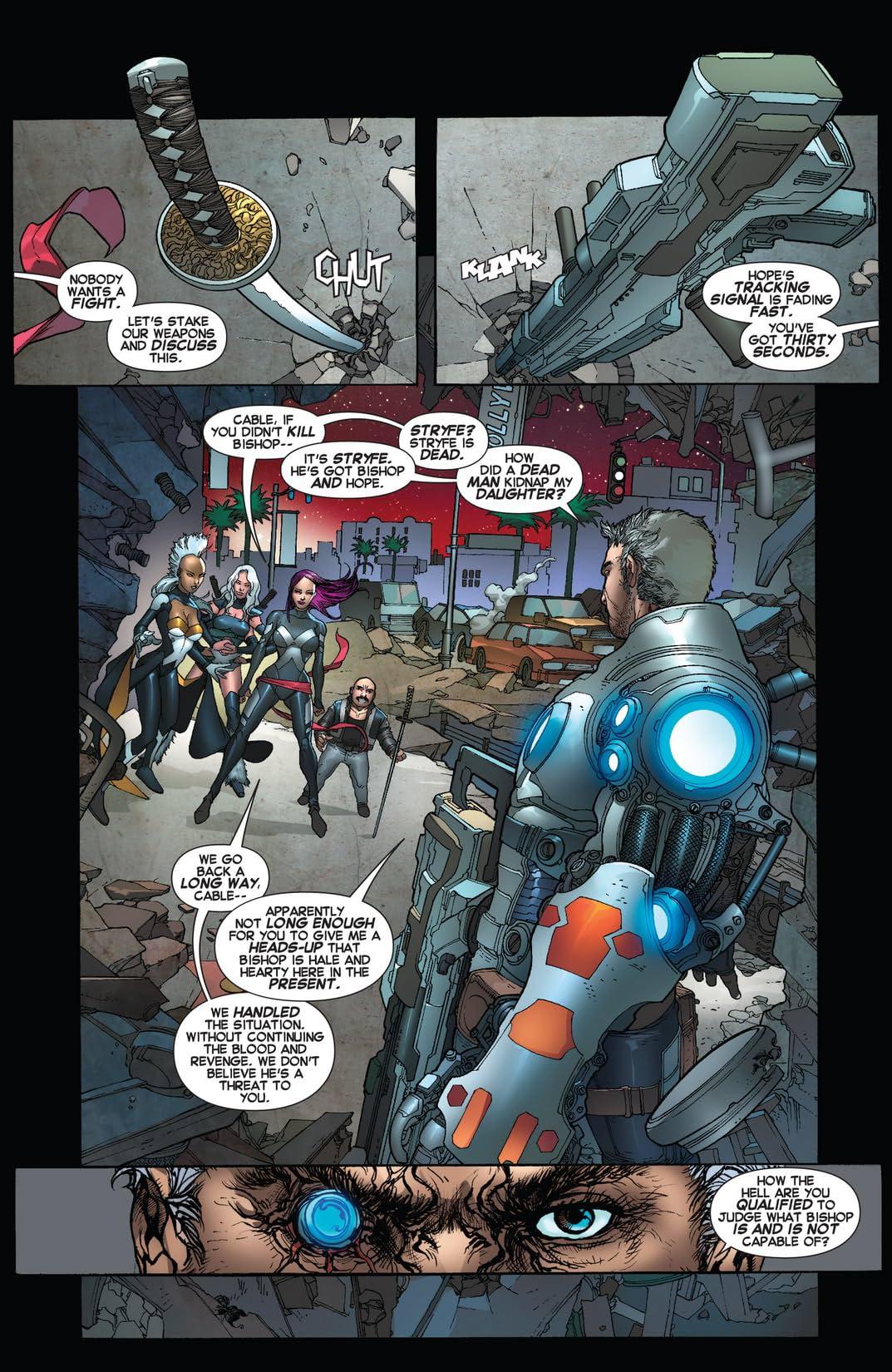 Uncanny X-Force (2013-2014) #16