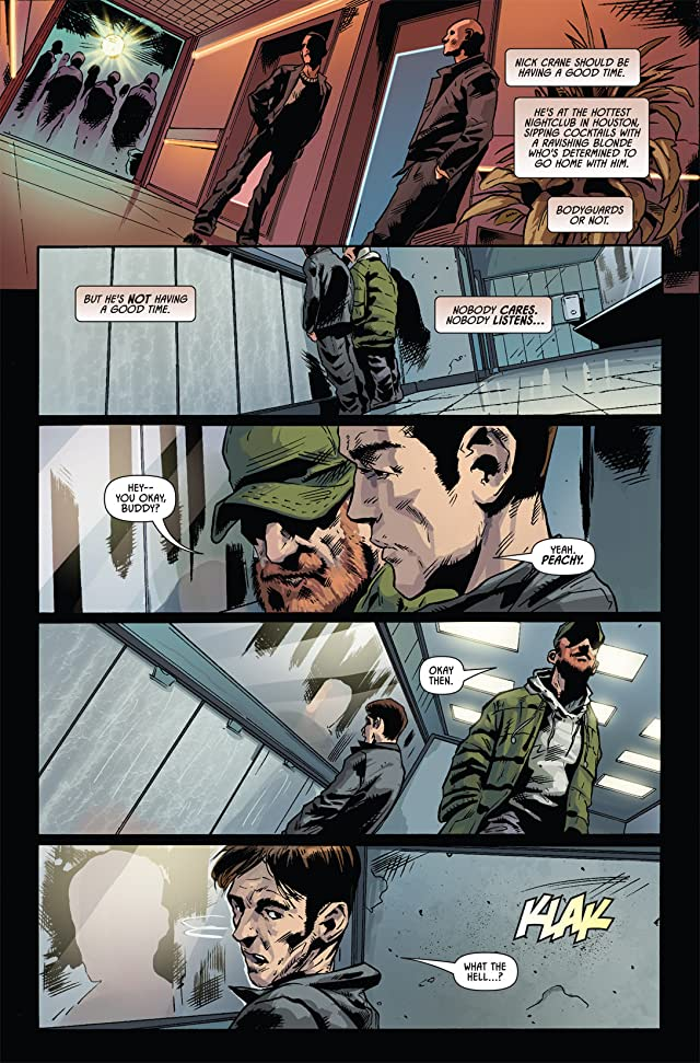click for super-sized previews of Black Widow (2010) #6