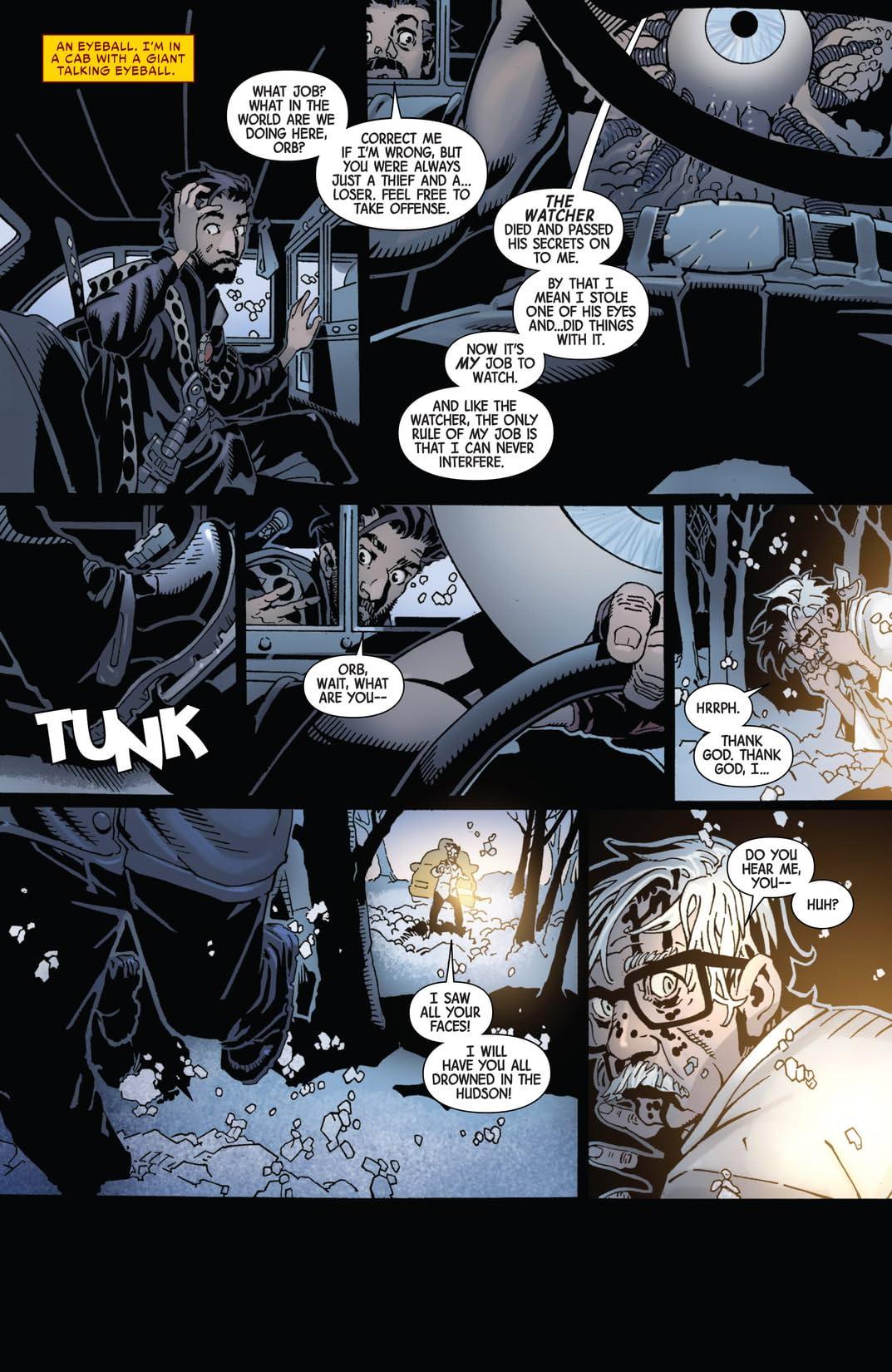 Doctor Strange (2015-) #15