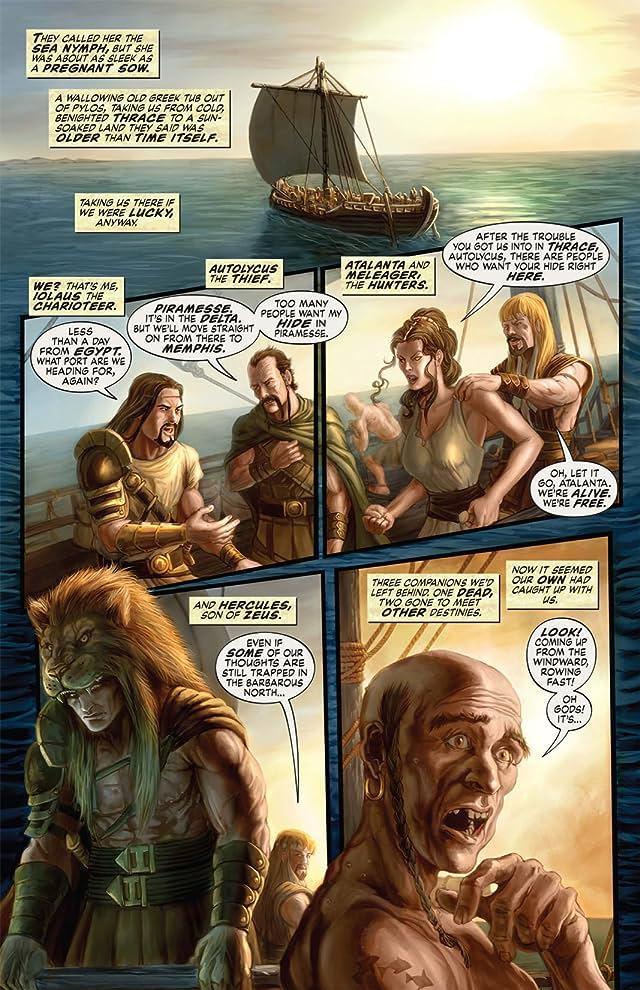 Hercules: Knives of Kush #1 (of 5)