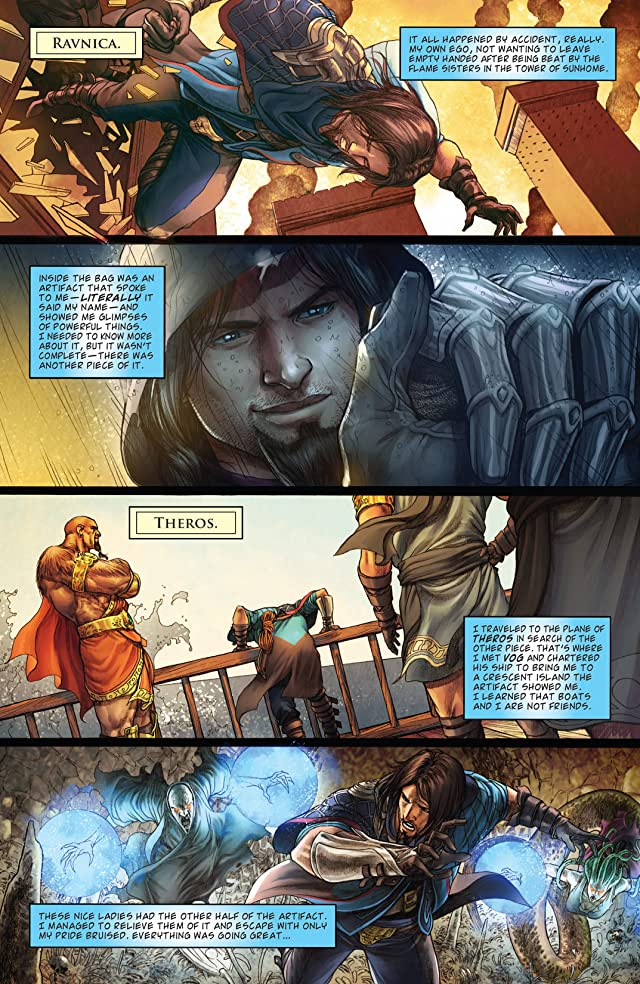 click for super-sized previews of Magic the Gathering: Theros #3