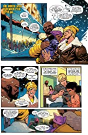 Power Man and Iron Fist (2016-): Sweet Christmas Annual #1