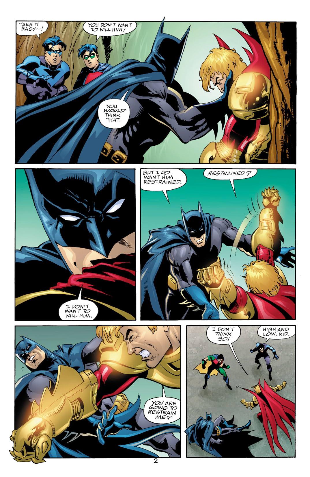 Azrael: Agent of the Bat (1995-2003) #91