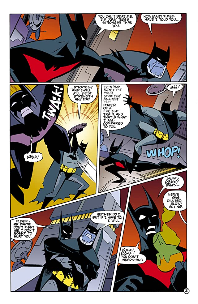 Batman Beyond (1999-2001) #1