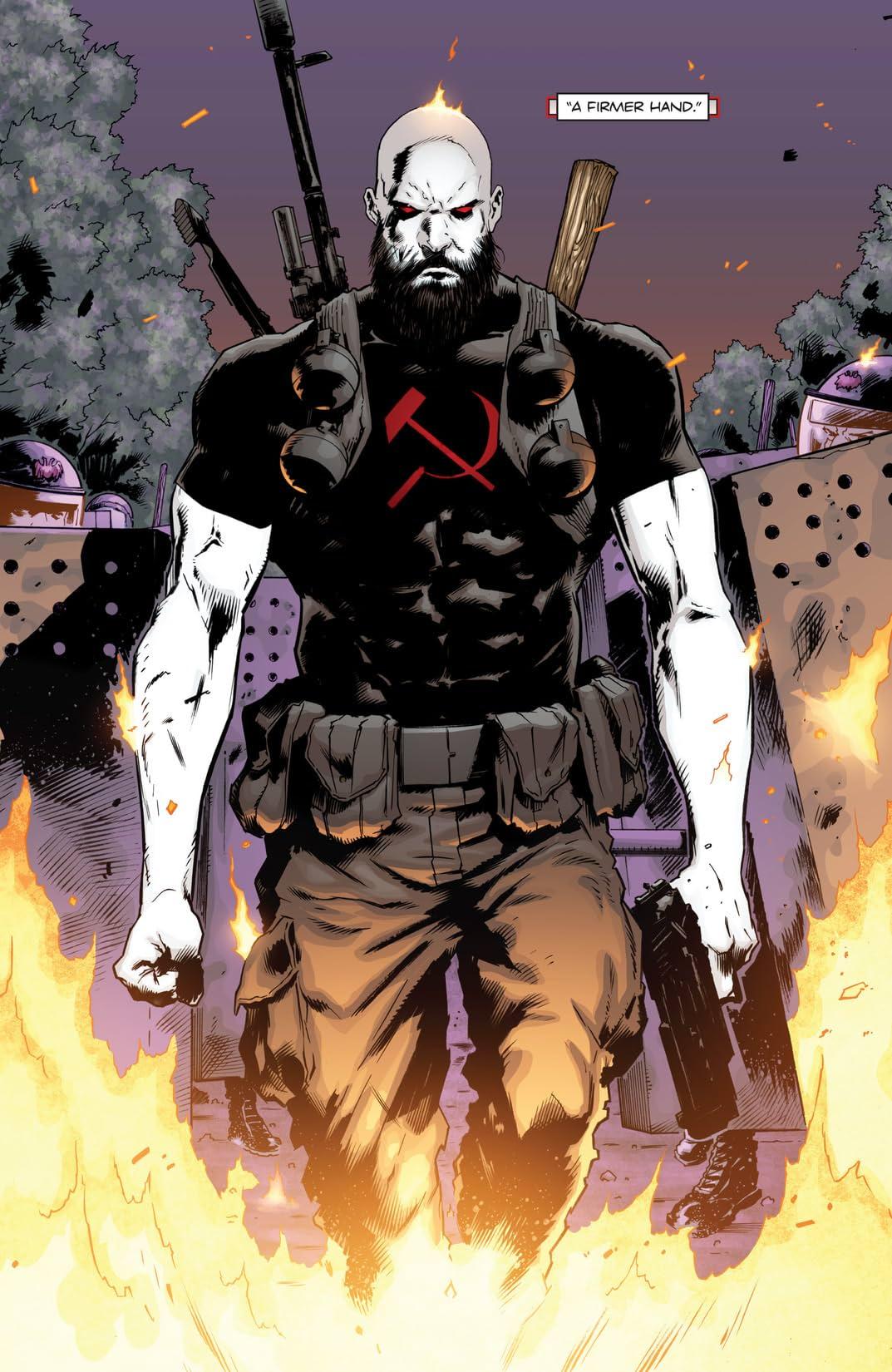 Divinity III: Stalinverse #1