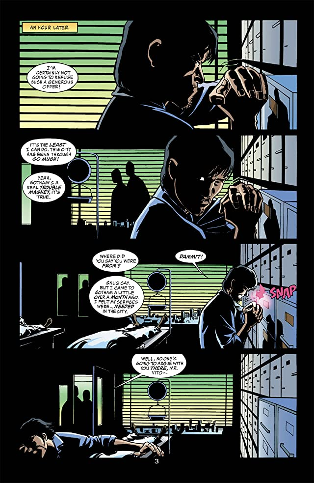 Batman: Gotham Knights #28