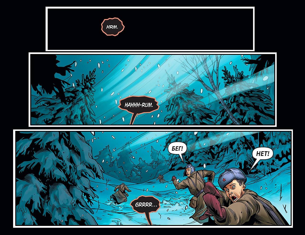 DC Comics: Bombshells (2015-) #77