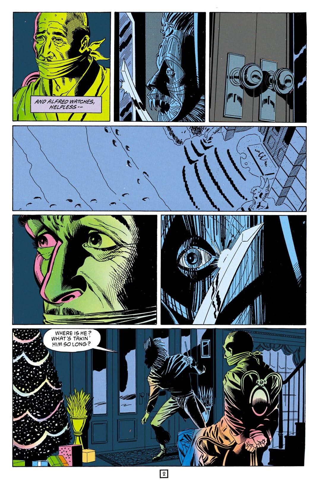 Batman: Legends of the Dark Knight #5