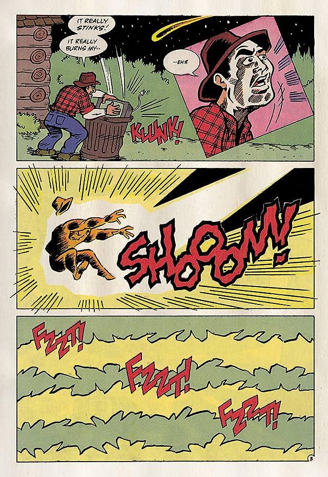 click for super-sized previews of Teenage Mutant Ninja Turtles Adventures Vol. 6