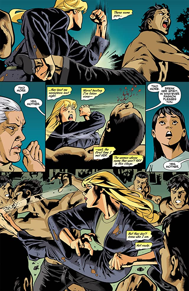 click for super-sized previews of Birds of Prey (1999-2009) #93