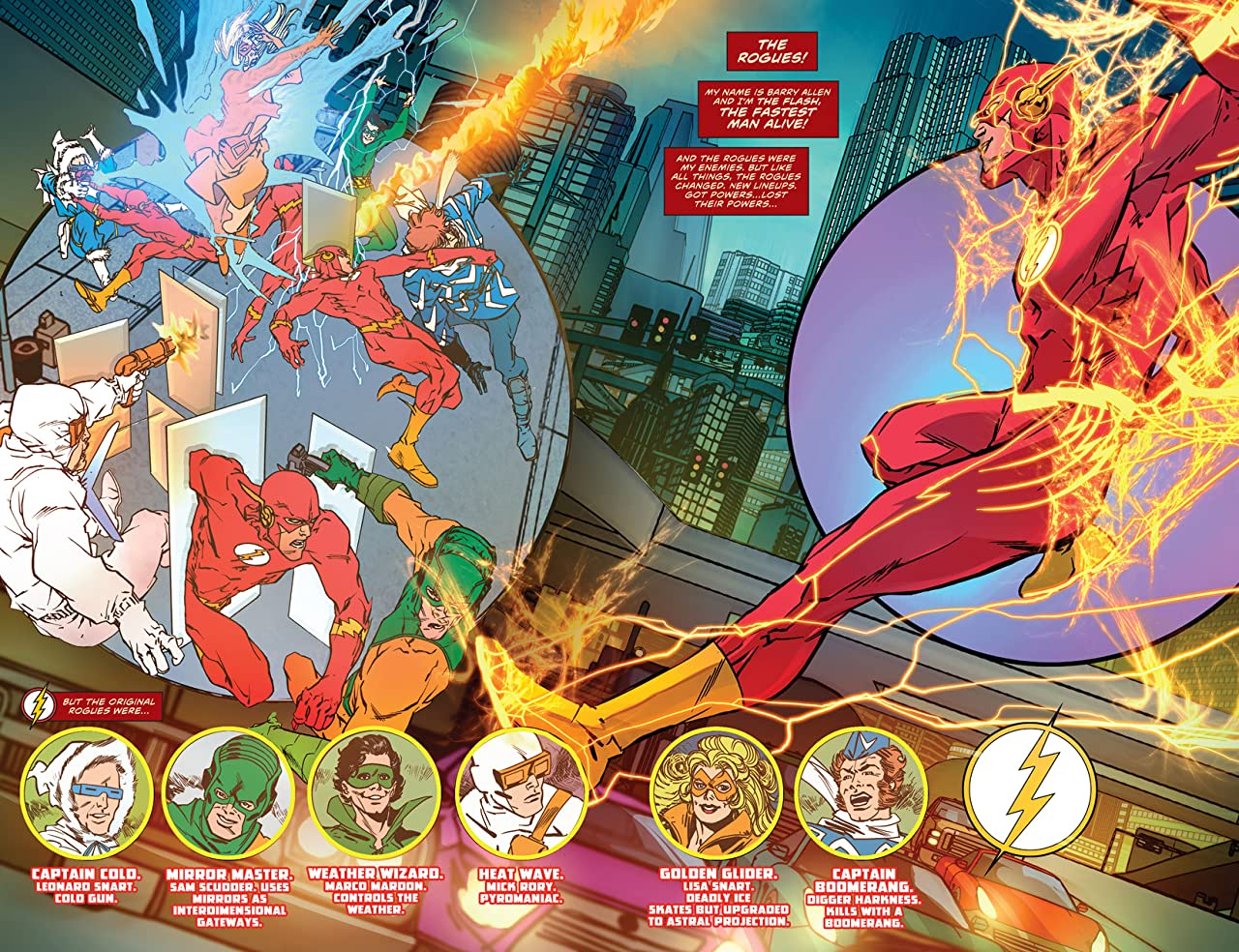 The Flash (2016-) #14