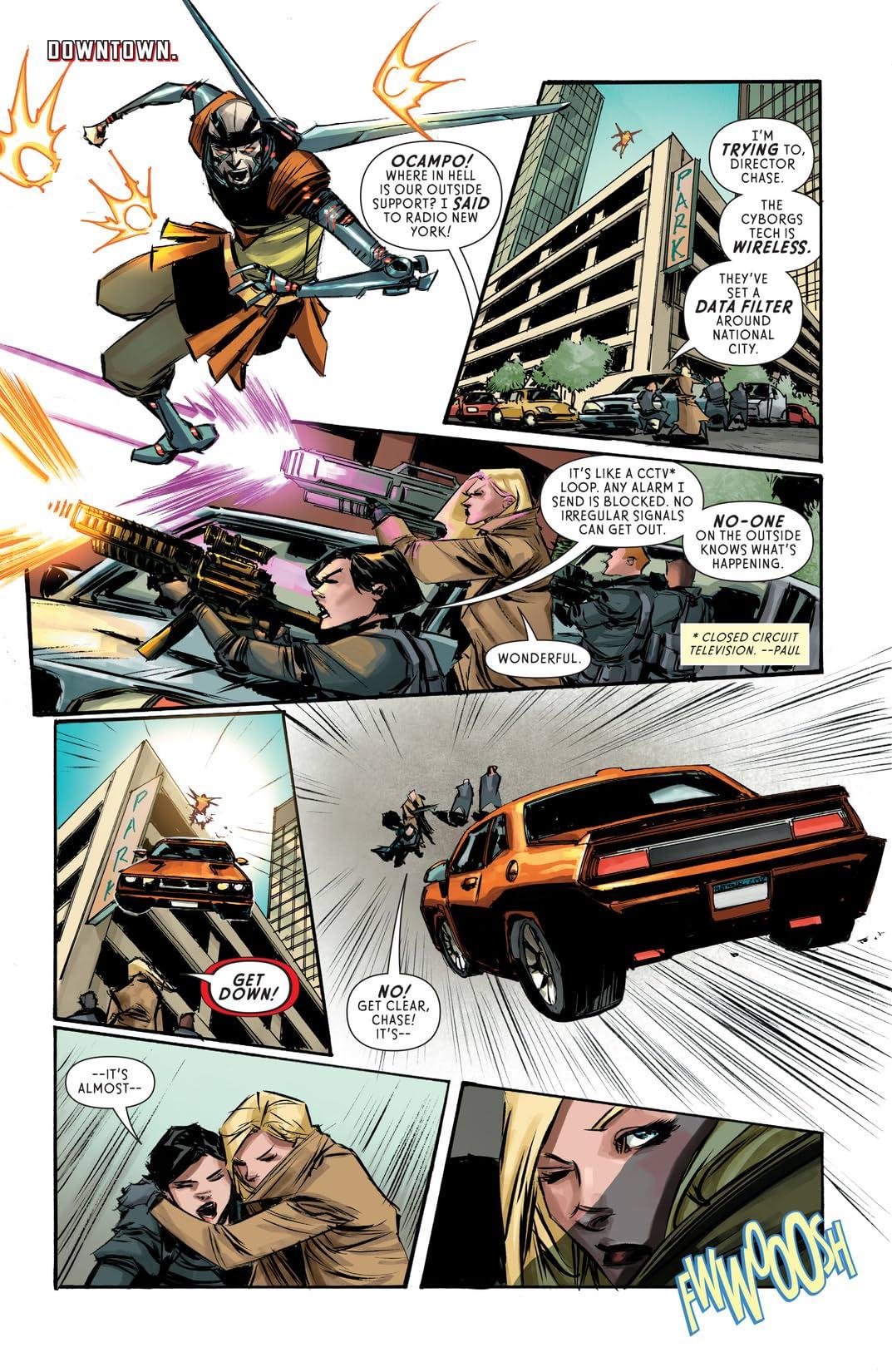 Supergirl (2016-) #5