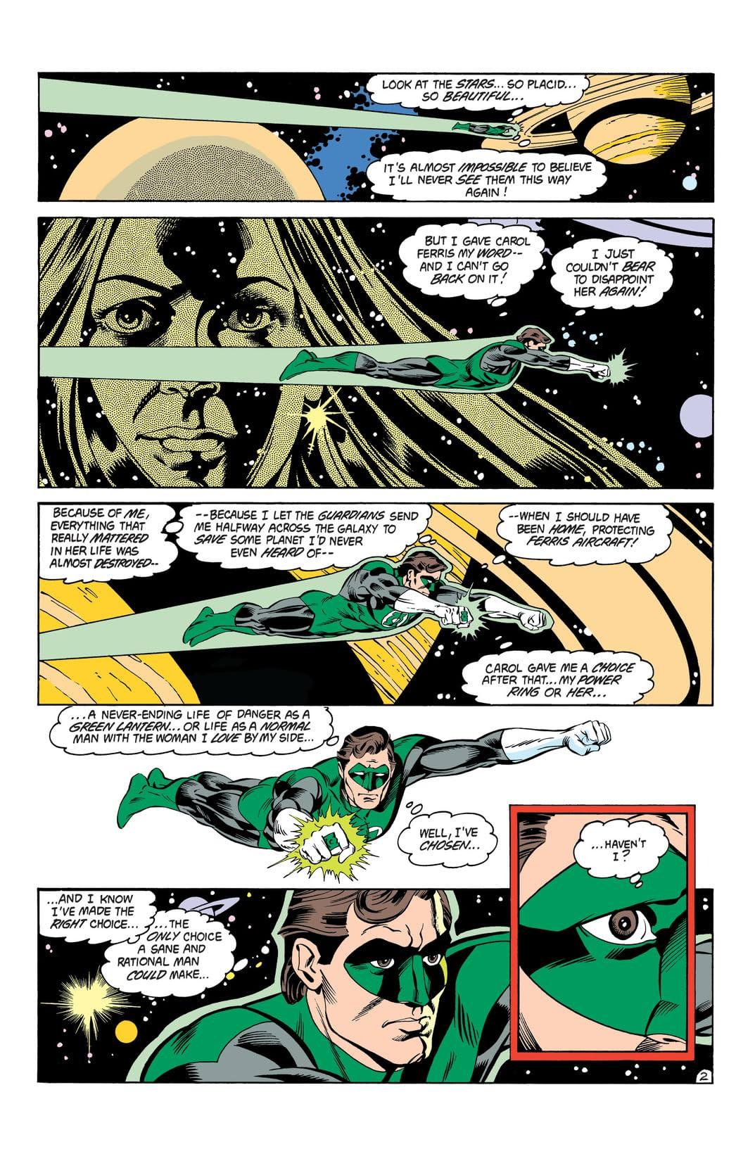 Green Lantern (1960-1986) #181
