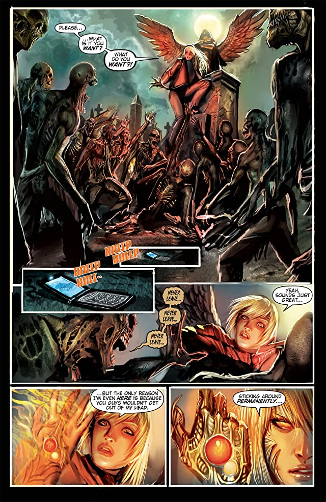 Witchblade #107