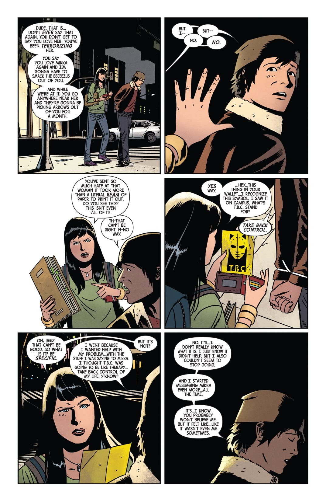 Hawkeye (2016-) #2