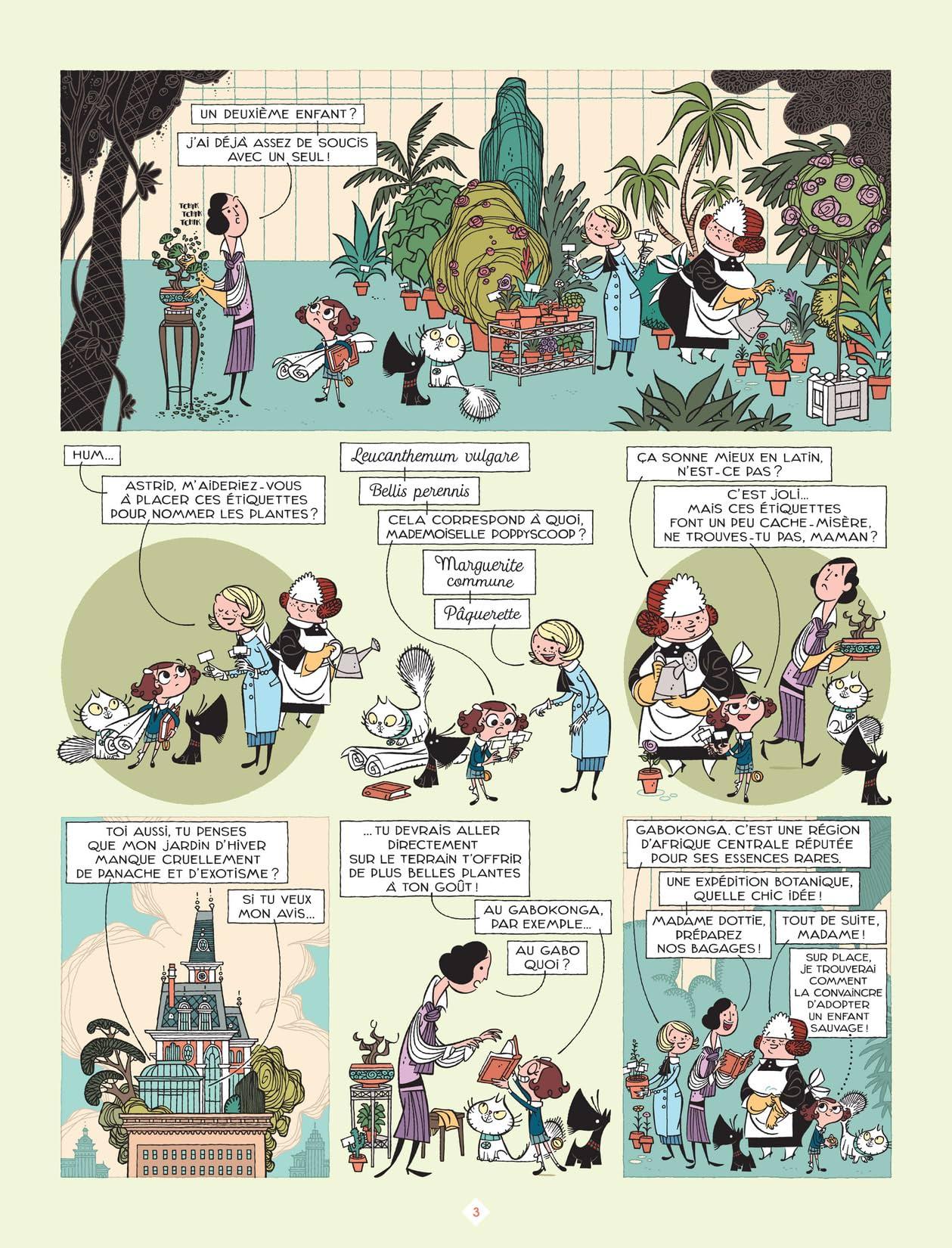 Astrid Bromure Vol. 3: Comment épingler l'enfant sauvage