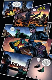 Green Hornet: Reign Of The Demon #2