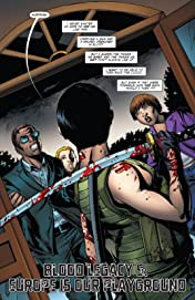 Garth Ennis' Jennifer Blood #35