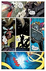Monsters Unleashed Free Preview #1