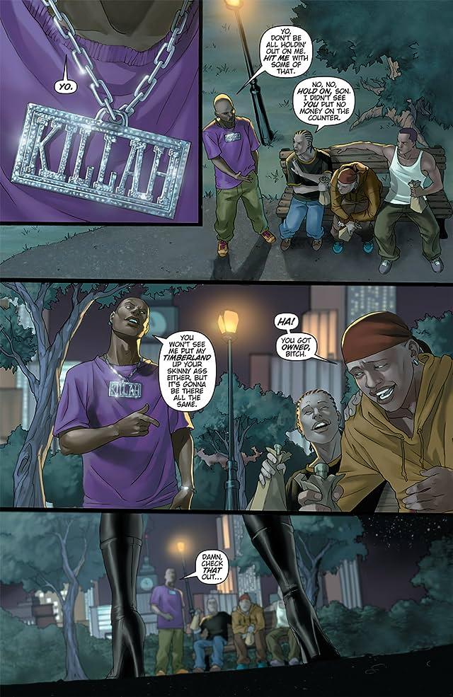 Witchblade #108