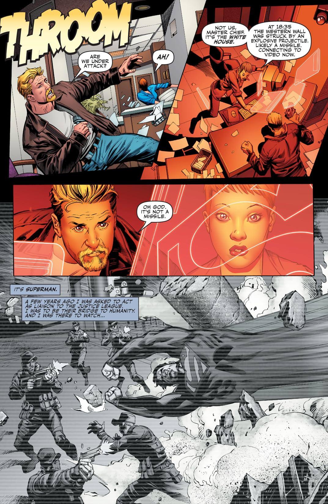 Justice League (2016-) #13