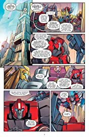 Transformers: Till All Are One Vol. 1