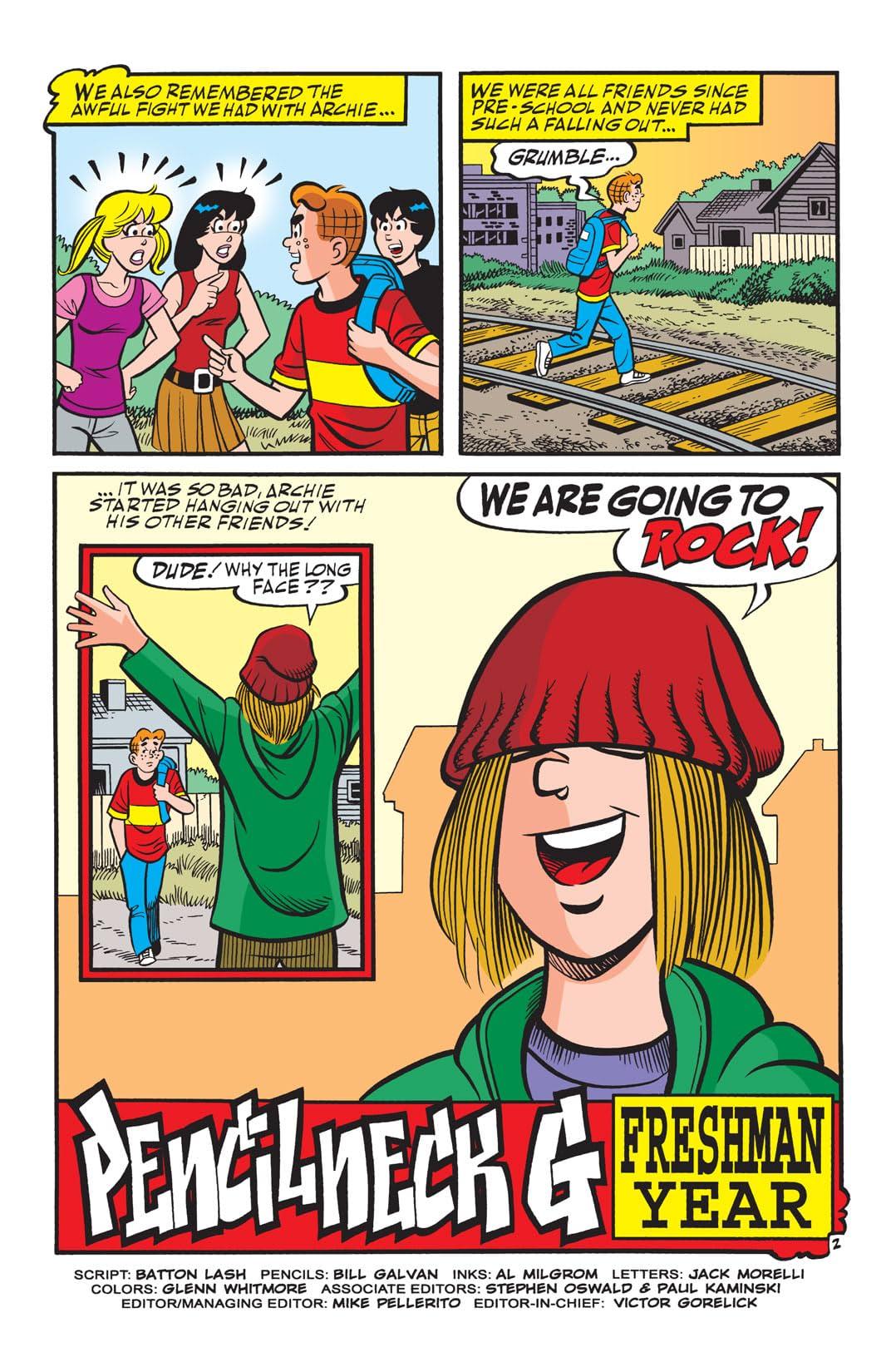 Archie & Friends #144