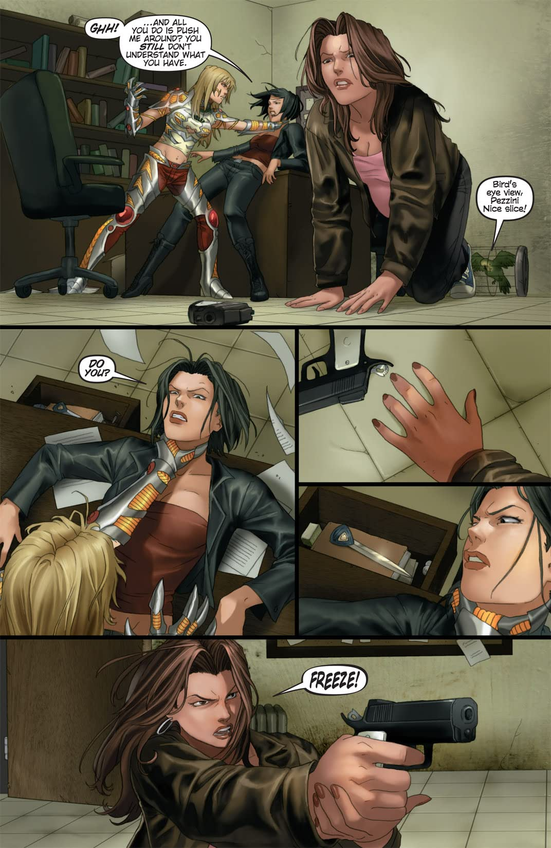 Witchblade #109