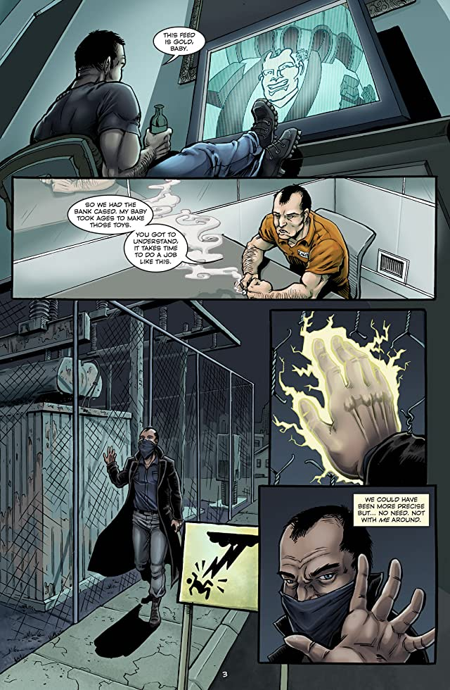click for super-sized previews of Unmasked #2