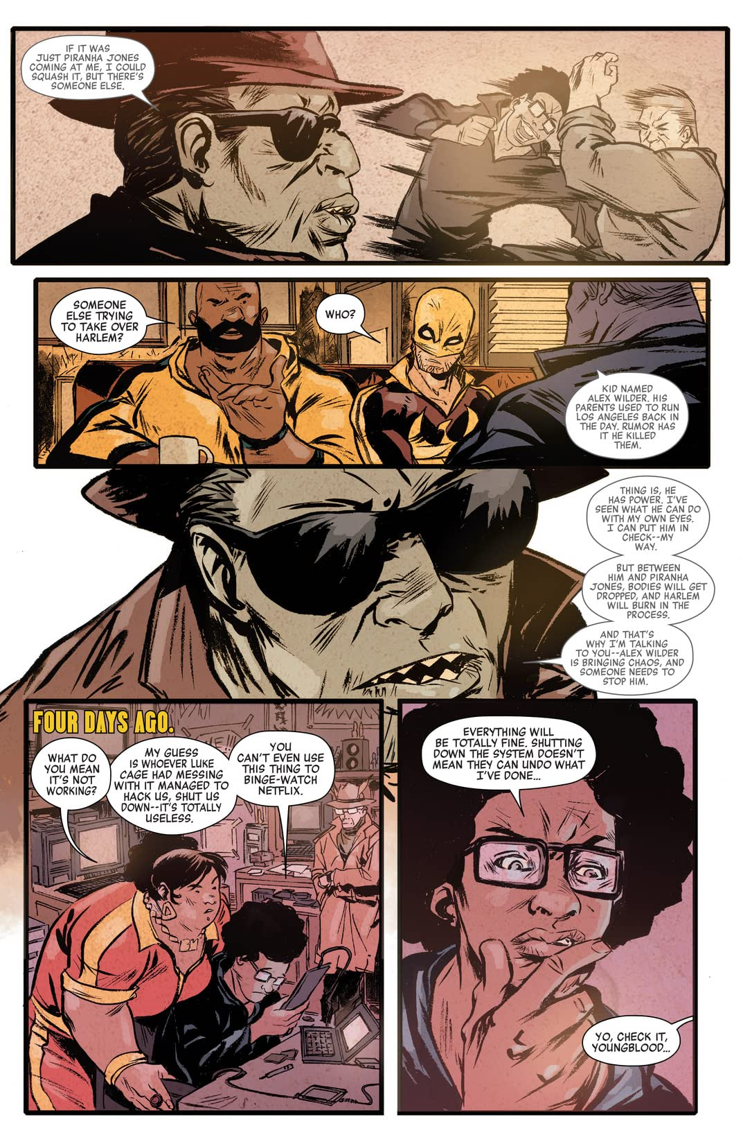 Power Man and Iron Fist (2016-) #12
