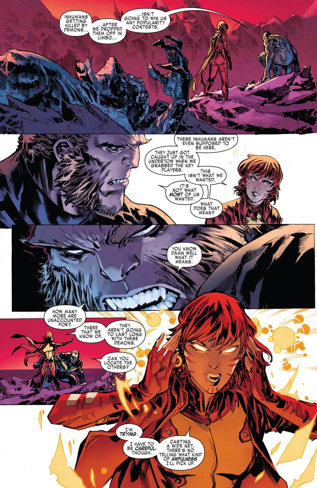 Uncanny X-Men (2016-) #17