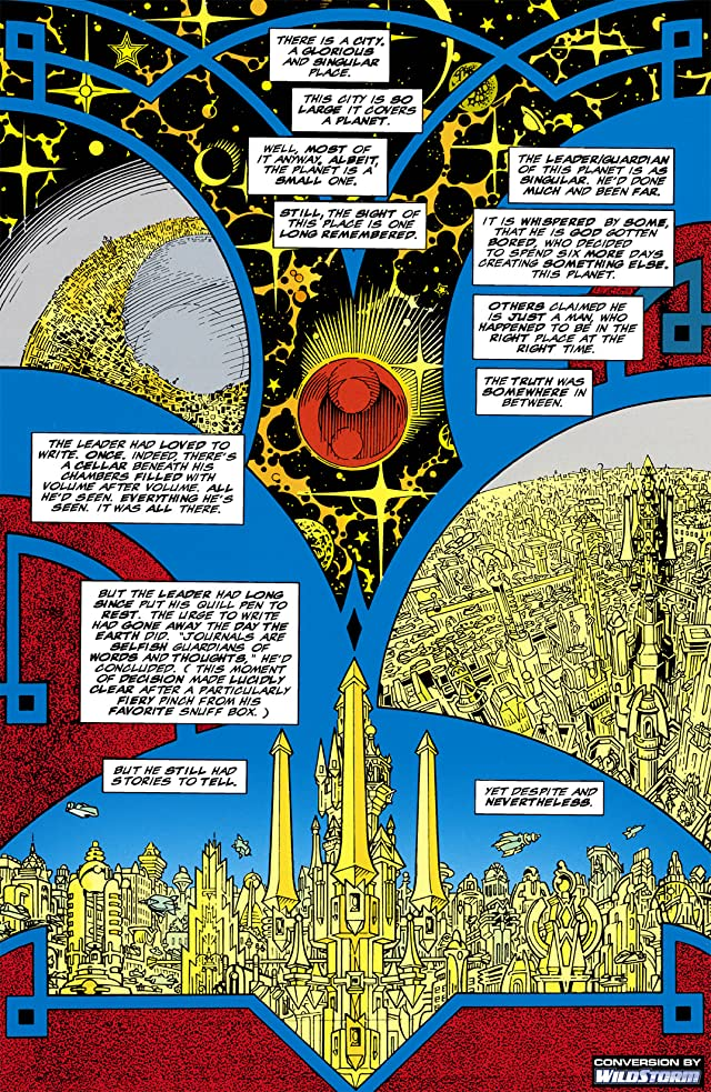 Starman (1994-2001) #1: Annual