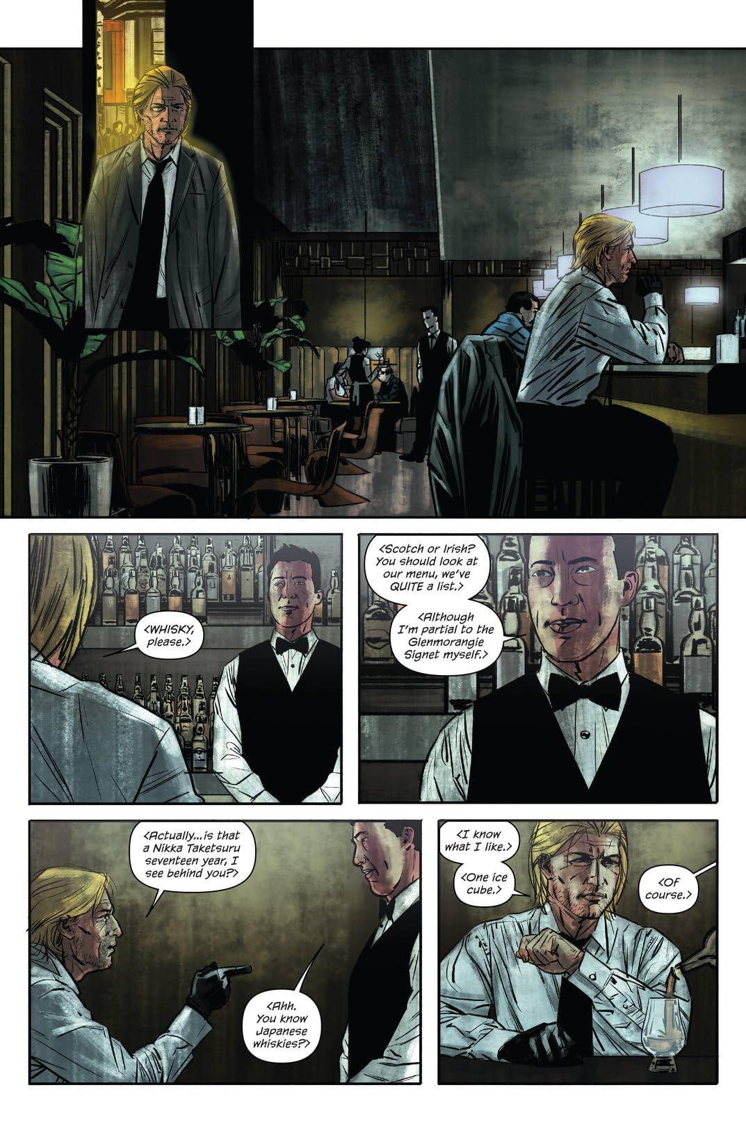James Bond: Felix Leiter #1