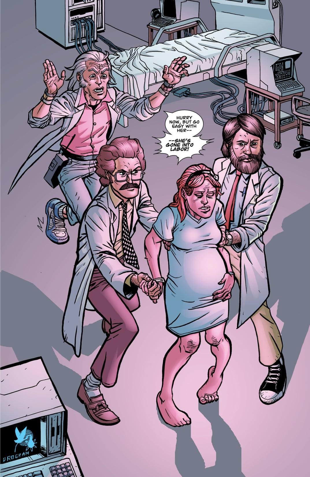 Invincible Presents: Atom Eve & Rex Splode Vol. 1
