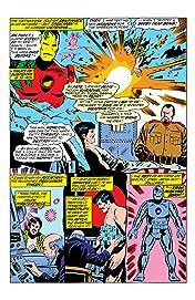 Iron Man Masterworks Vol. 10