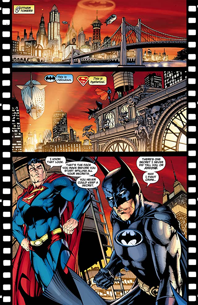 click for super-sized previews of Superman/Batman #44