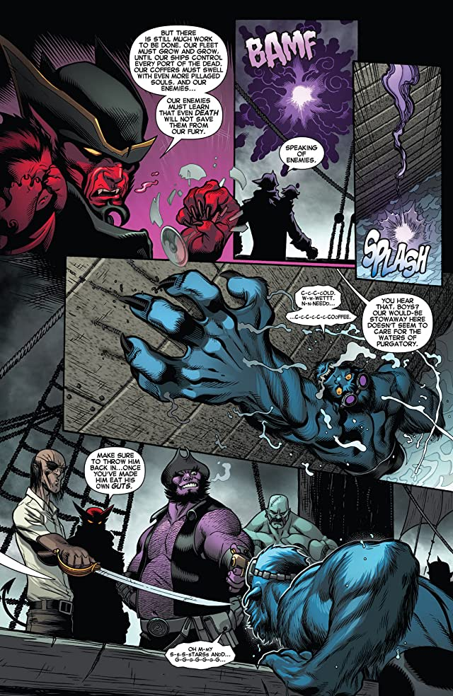 click for super-sized previews of Amazing X-Men (2013-) #3