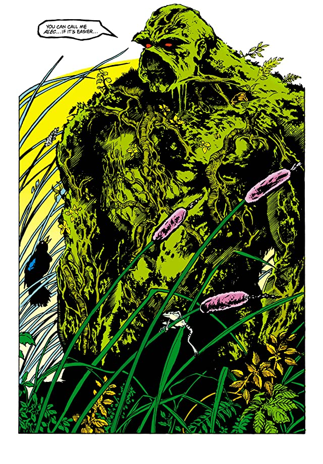 click for super-sized previews of Swamp Thing (1982-1996) #29