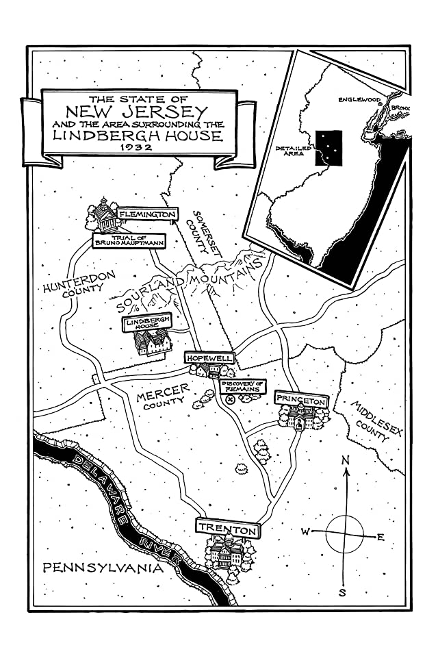 click for super-sized previews of A Treasury of 20th Century Murder: The Lindbergh Child: Preview