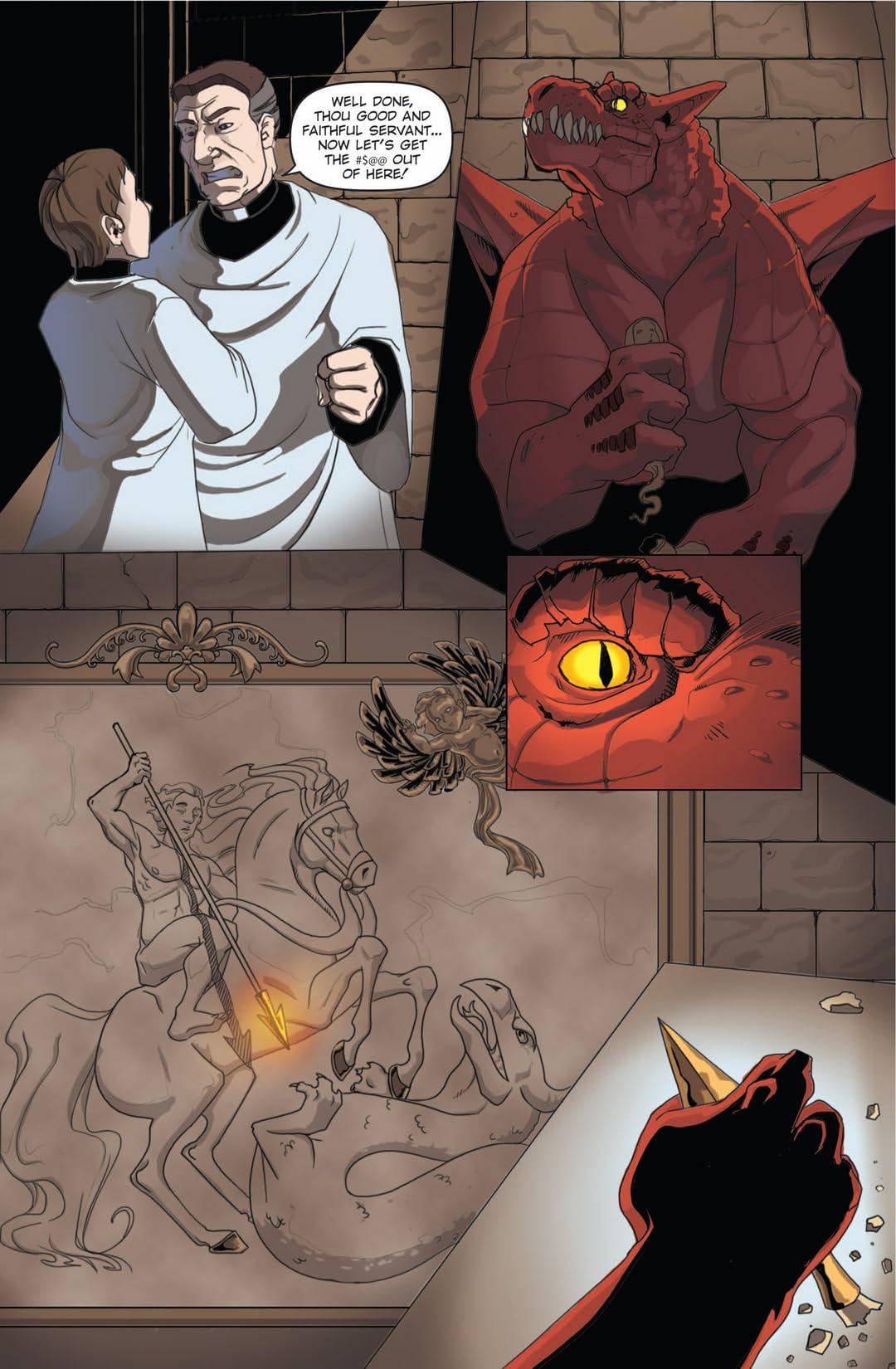 Fafnir the Dragon #1