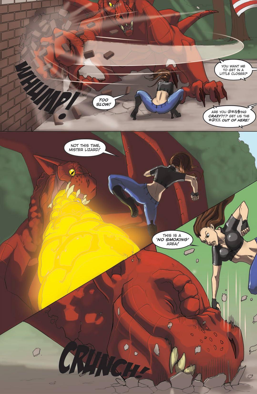 Fafnir the Dragon #4