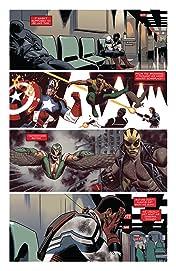 Captain America: Sam Wilson (2015-) No.18