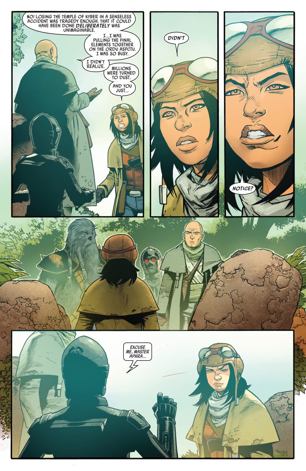 Star Wars: Doctor Aphra (2016-) No.3